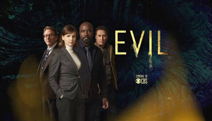Evil (Maligno) por MEGA