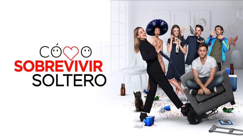 Como sobrevivir soltero (Temporada 1) HD 720p (Mega)