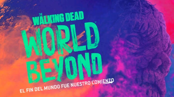 The Walking Dead World Beyond (Temporada 1) HD 720p (Mega)
