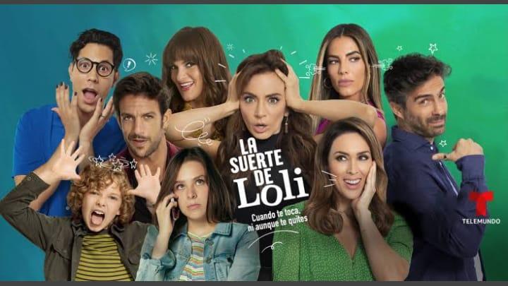 La suerte de Loli(Temporada 1) HD 720p (Mega)
