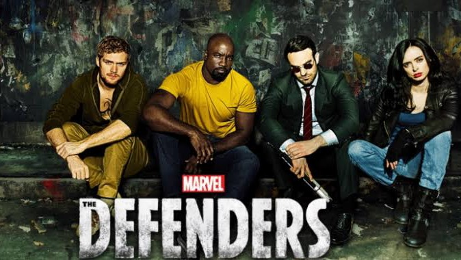 The Defenders (Temporada 1) HD 720p (Mega)