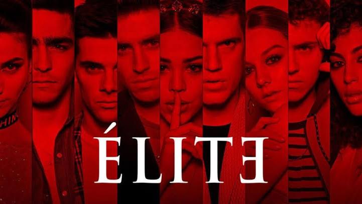 Élite (Temporadas 1 a 4) HD 720p (Mega)
