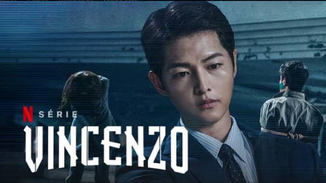 Vincenzo (Temporada 1) HD 720p (Mega)
