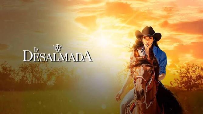 La Desalmada (Temporada 1) HD 720p (Mega)