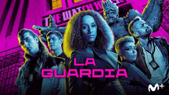 La guardia (Temporada 1) HD 720p (Mega)