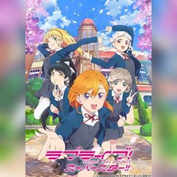 Love Live! Superstar!! (temporada 1 ) HD 720p Sub Español (Mega)