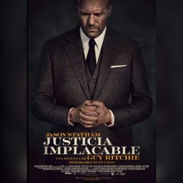 Justicia implacable En audio español latino (Dual HD 1080 por mega y otro servidores)