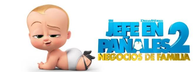 El bebé jefazo 2: Negocios de familia (película) HD 720p latino