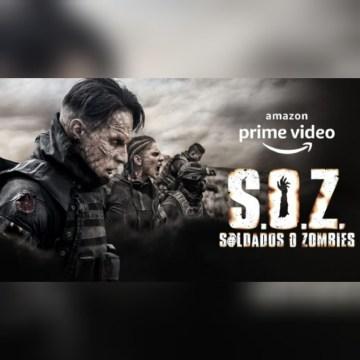 S.O.Z Soldados o Zombies (Temporada 1) HD 720p latino (Mega)