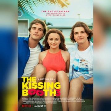 El stand de los besos 3 (película) dual HD 1080p Latino y Castellano (Mega)