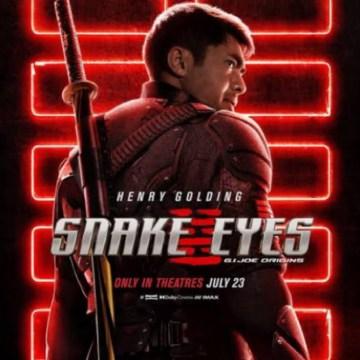 Snake Eyes: El origen (película) dual HD 1080p Latino y sub Español (Mega)