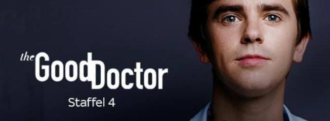 The Good Doctor (Temporada 4) HD 720p (Mega)