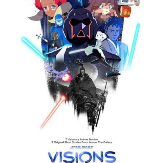 Star Wars Visions (Temporada 1) HD 720p Latino (Mega)