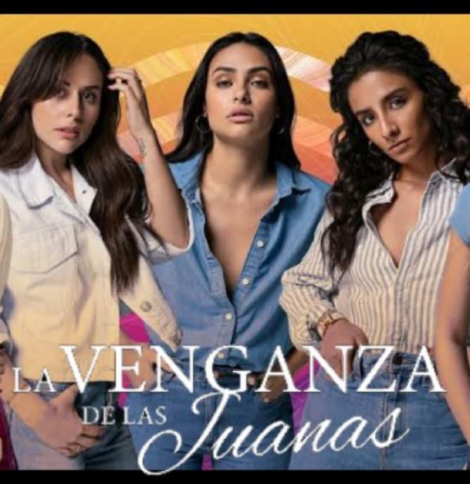 La venganza de las Juanas (Temporada 1) HD 720p Latino (Mega)