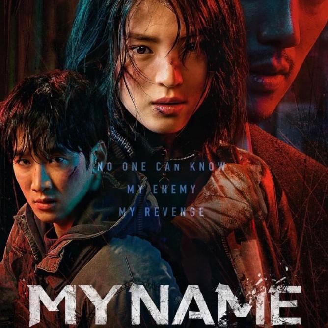 Mi nombre (Temporada 1) HD 720p Latino (Mega)