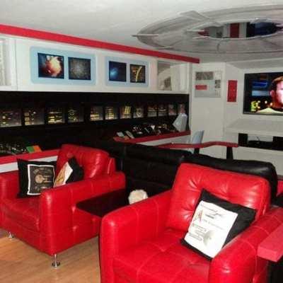 Der $30.000 Star Trek Keller