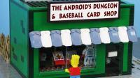 Vergesst das Lego Simpsons Haus, hier ist Lego Springfield ...