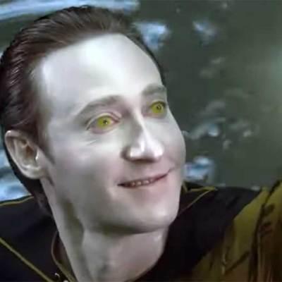 """""""Data"""" - """"Star Trek"""" als 90er-Jahre-Sitcom"""