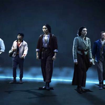 Die Bande aus der Baker Street: Teaser zur neuen Sherlock-Holmes-Serie von Netflix