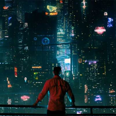 "The Beauty Of ""Altered Carbon"""