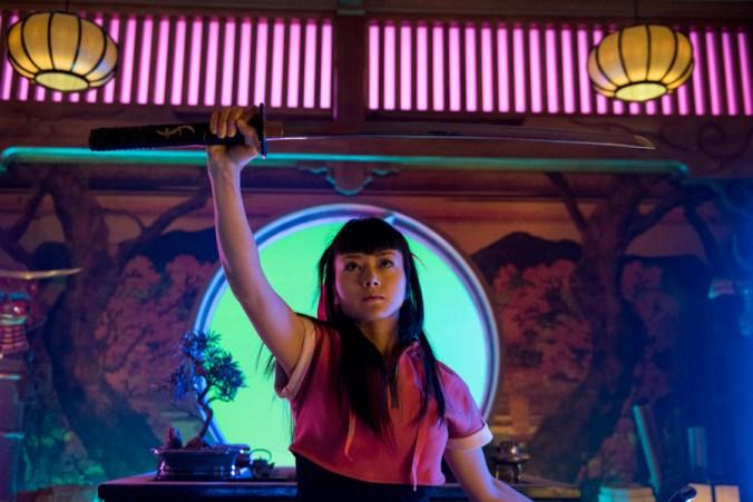 """HEROES: REBORN -- """"Awakening"""" Episode 101 -- Pictured: Kiki Sukezane as Miko Otomo -- (Photo by: Christos Kalohoridis/NBC)"""