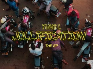 Yung L Jollification EP Zip File Download