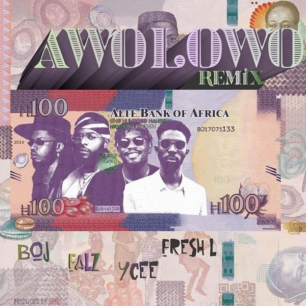 BOJ Awolowo (Remix)