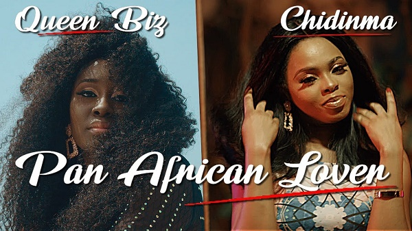 Queen Biz Pan African Lover Video