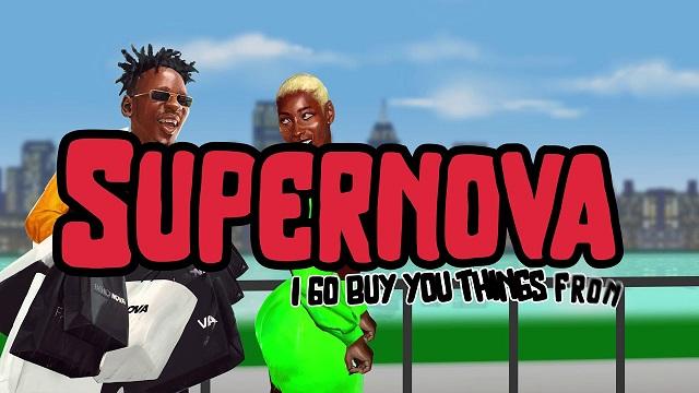 Mr Eazi Supernova video Download Mp4