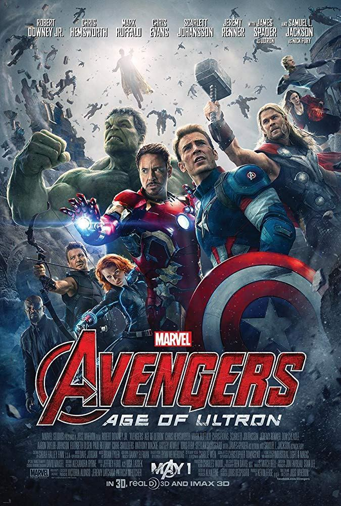 [Movie] Avengers: Age of Ultron (2015) – Hollywood Movie | Mp4 Download