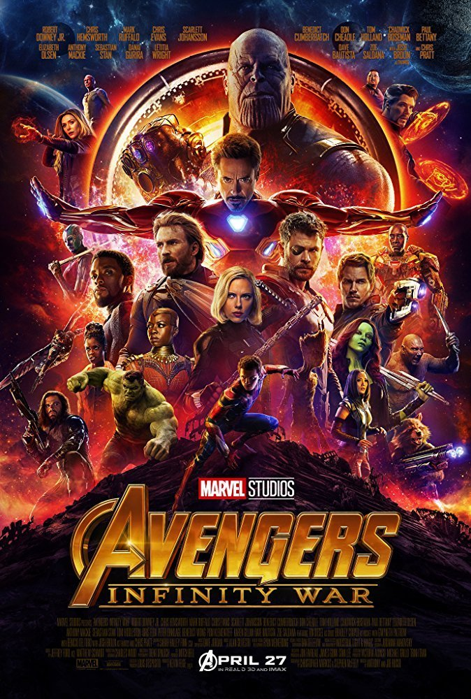 [Movie] Avengers: Infinity War (2018) – Hollywood Movie | Mp4 Download