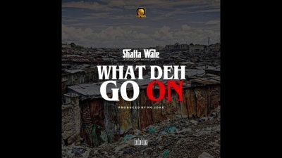 Shatta Wale What Deh Go On Mp3 Download Audio