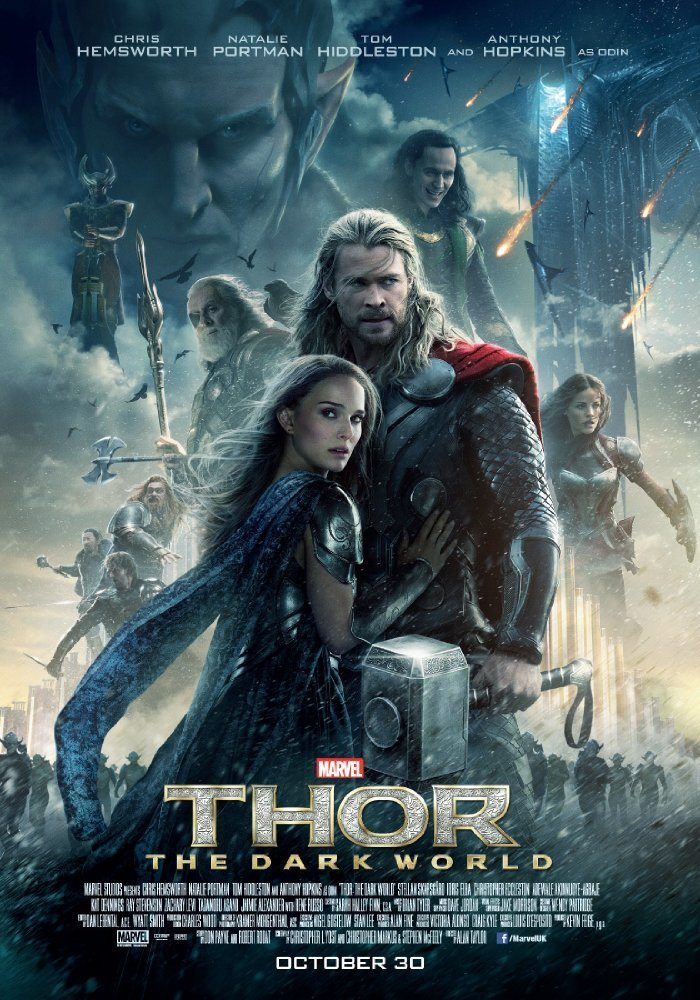 [Movie] Thor: The Dark World (2013) – Hollywood Movie   Mp4 Download