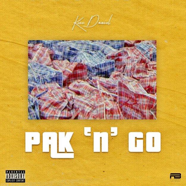 Kizz Daniel Pak 'n' Go Mp3 Download Audio
