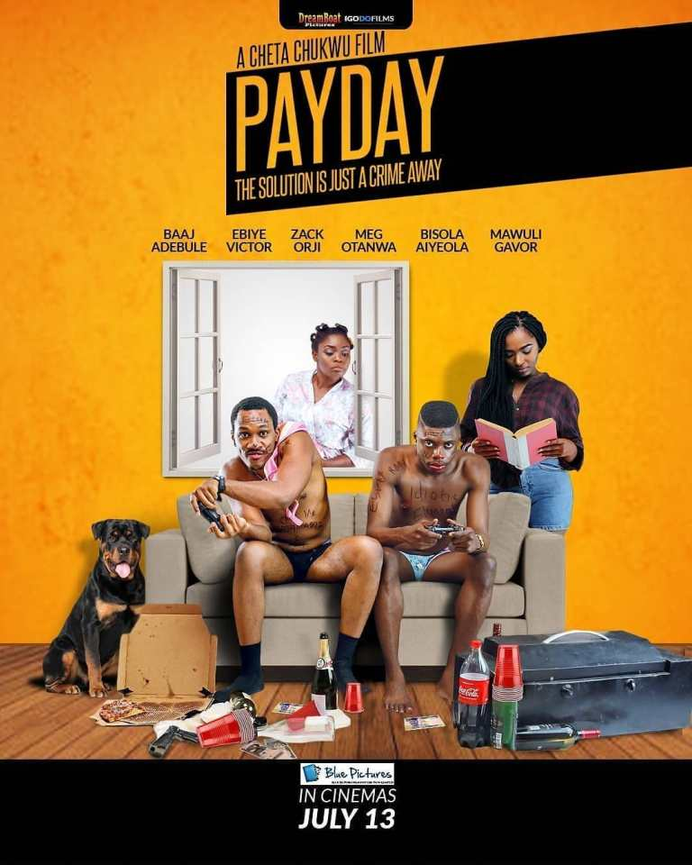 [Movie] Payday – Nollywood Movie   Mp4 Download