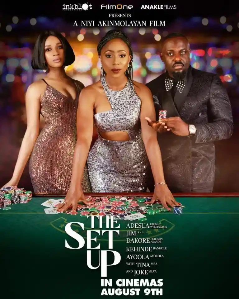 [Movie] The Set Up - Nollywood Movie | Mp4 Download