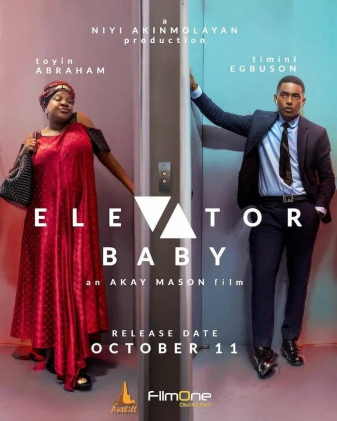 Elevator Baby Movie Download
