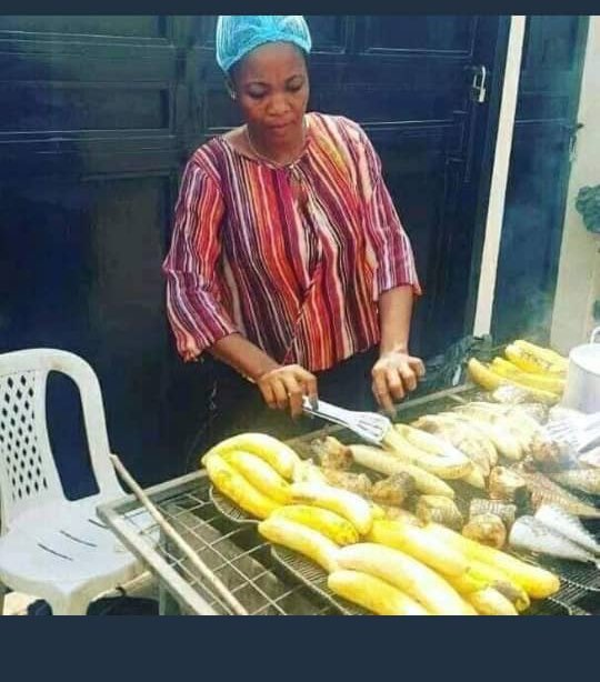 BBNaija: Nigerians praise Lucy after pictures of her selling ...