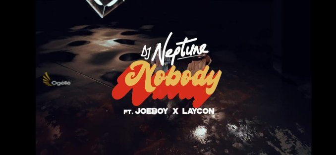 DJ Neptune Nobody Icons Remix Video
