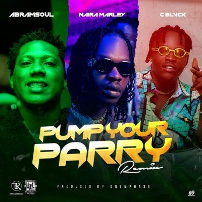"Abramsoul – ""Pump Your Parry"" (Remix) ft. Naira Marley, C Blvck"