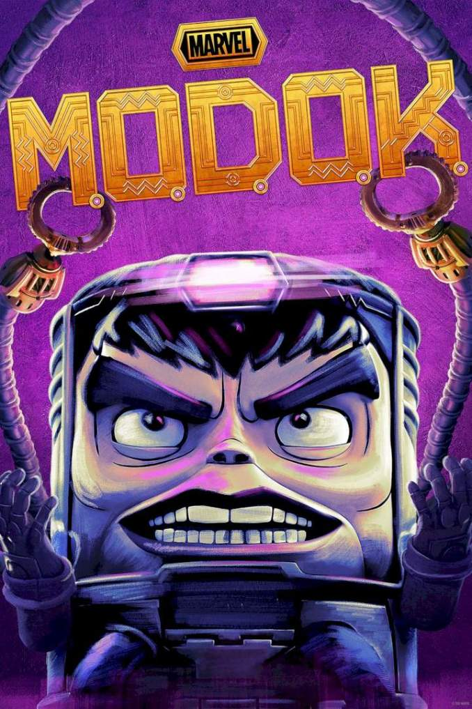 Marvel's M.O.D.O.K. Season 1 Mp4 Download