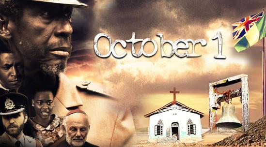 October 1 – Nollywood Movie