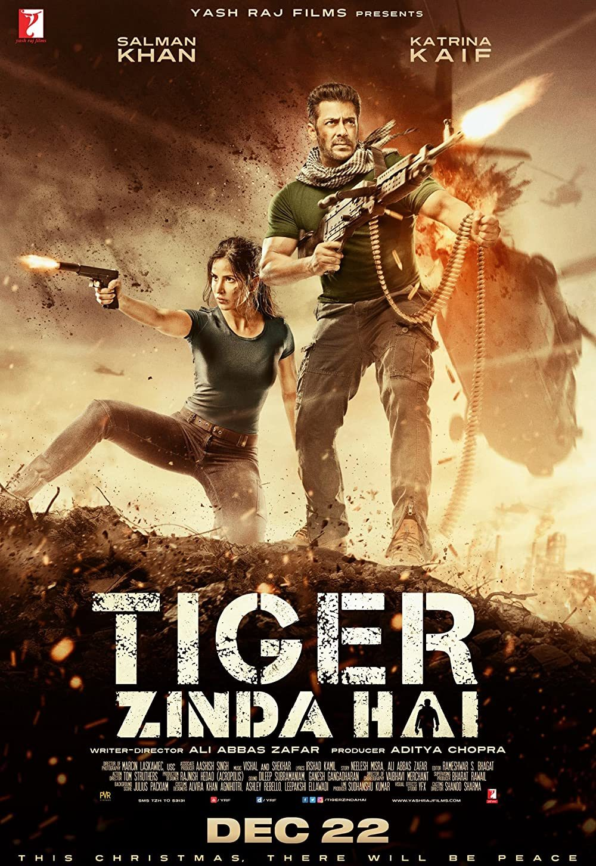 Tiger Zinda Hai (2017) – Bollywood