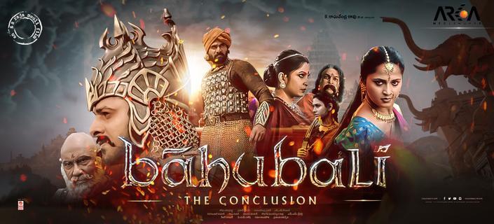 Baahubali 2: The Conclusion (2017) – Bollywood