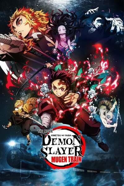 Demon Slayer the Movie: Mugen Train (2020) – Japanese Movie