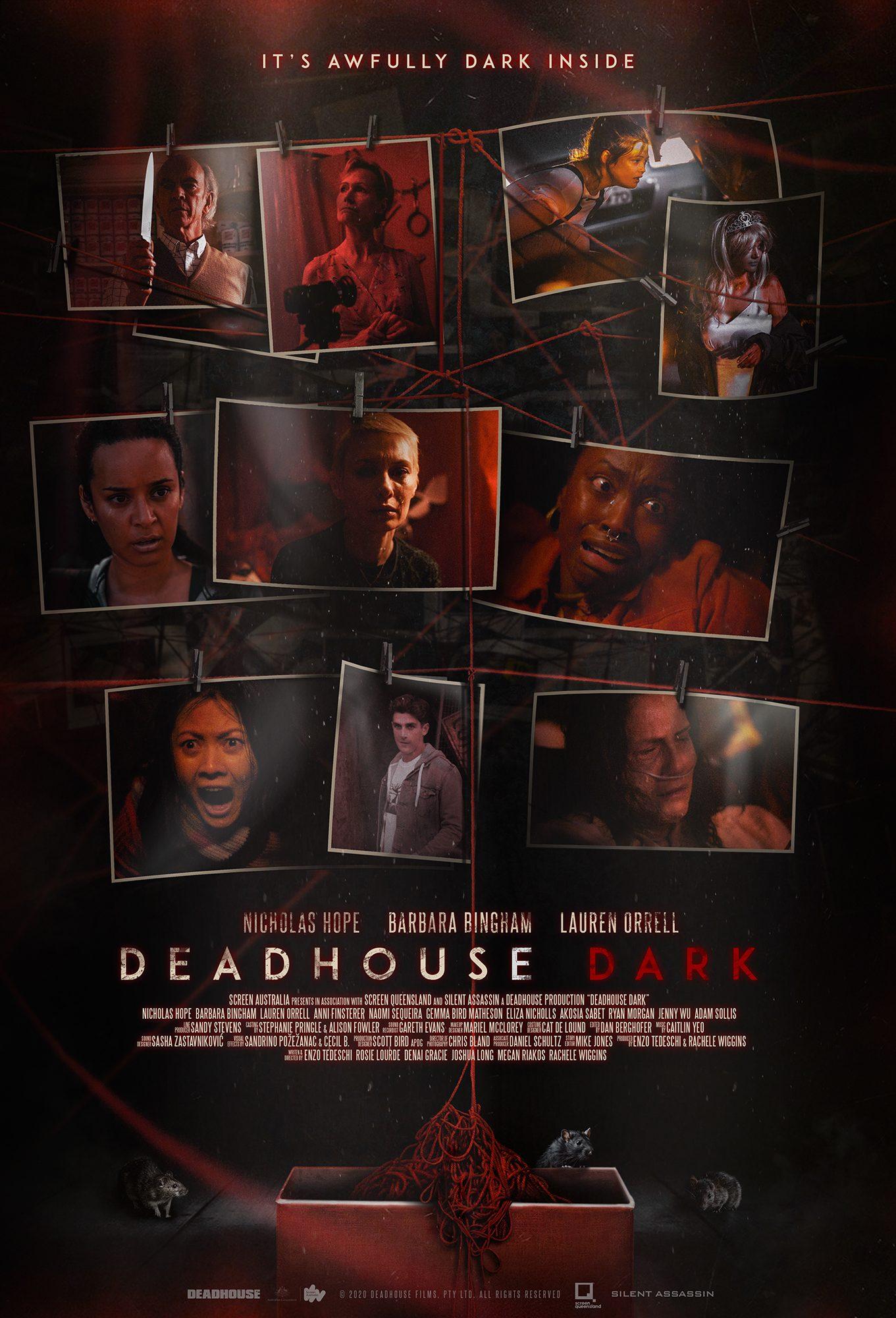 Deadhouse Dark Season 1 Episode 1 – 6 (Complete)