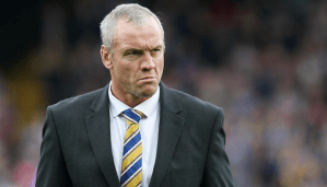 Leeds Rhinos head coach Brian McDermott.