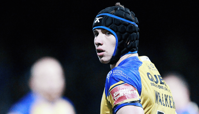 Walker favoured over Golding for Rhinos