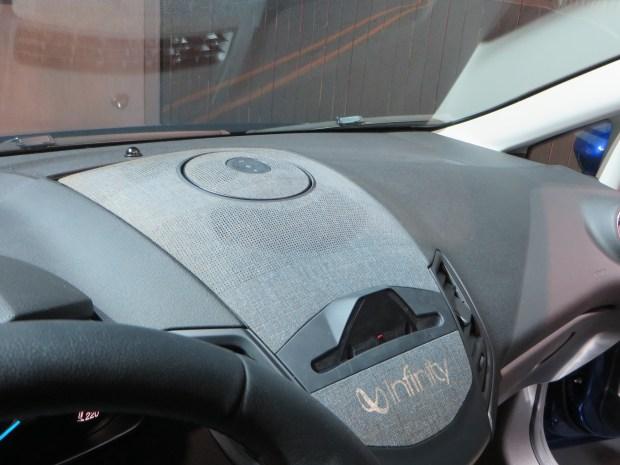 Infinity Drive Harman automobile audio CES 2016