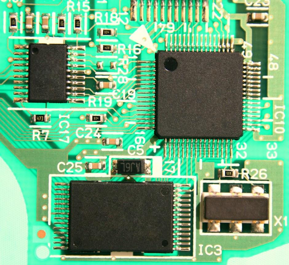 Circuit board VR 2025